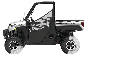 Animated Polaris Ranger XP 900
